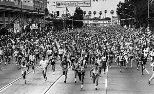 Los Angeles Marathon's first years - Framework - Photos ...