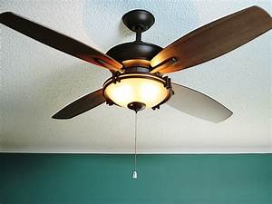 How to replace a light fixture with ceiling fan