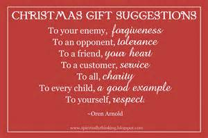 and spiritually speaking christmas gift suggestions