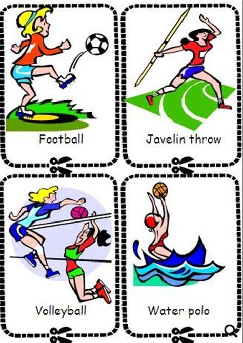 44 Sports Flashcards