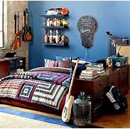 Music Themed Bedroom For Boys 20 Inspiring Music Themed Bedroom Ideas Music Themed Bedroom Decorating Ideas Usually When I Think Of Rock And Roll I Think Of Dark Colors Like Red Take Center Stage In This Music Themed Bedroom Of Course Music