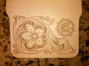 Free Pattern Tooling Leather Carving