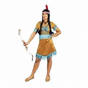 Indianer Damen Kostüm : indianerin kost m damen indianer kost m sexy squaw faschingskost m neu 36 46 ebay ~ Frokenaadalensverden.com Haus und Dekorationen