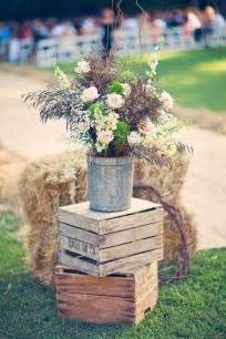 rustic wedding decor ideas 20 great ideas to use wooden crates at rustic weddings tulle chantilly wedding