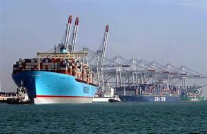 Le Havre : Port 2000 se prépare au défilé des 13 000 EVP