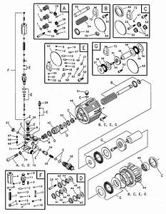 580 767700 Craftsman 7 0 Hp 2700 Psi 2 5 Gpm Pressure Washer