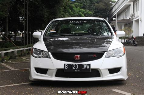 Honda Civic Type R Modification by Verein Honda Civic Fd1 Type R Modification