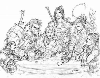 Critical Role Dnd Fantasy Max Dunbar Characters