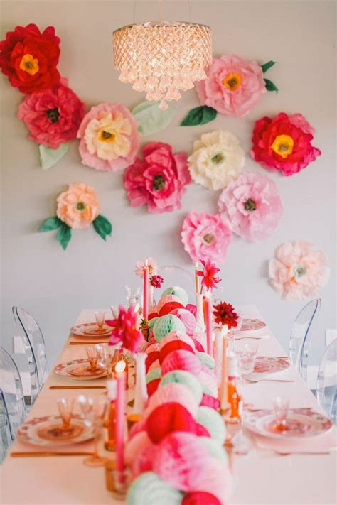 dining room wall decor ideas lush fab glam blogazine fabulous summer decor ideas