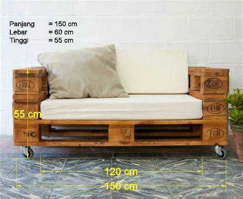 model sofa  kayu palet desain rumah