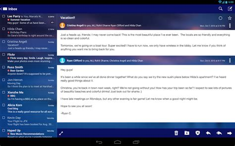 yahoo mail app for android yahoo mail android apper p 229 play