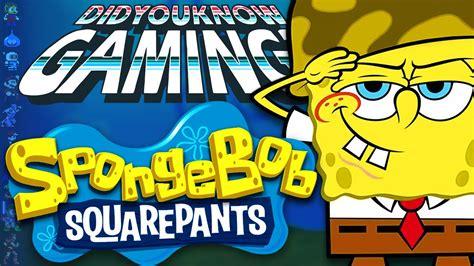 Spongebob Squarepants Games