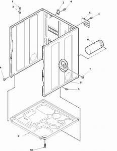 29 Amana Dryer Belt Diagram