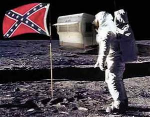 Trump supporters possibly outnumbered by moon landing deniers.