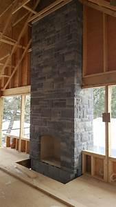 Stone, Fireplace, Contractor, -, Amplify, Masonry