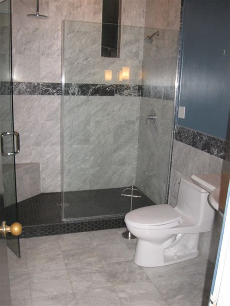 i need some ideas for a bathroom accent border tile