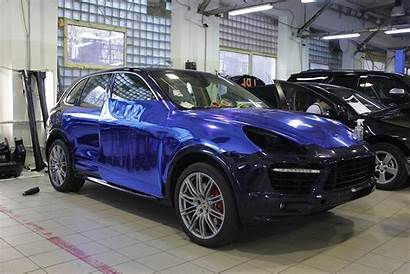 Chrome Porsche Cayenne Autoevolution