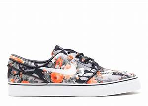 zoom stefan janoski pr multi-color/black-mandarin