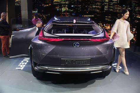 Lexus Ux Concept Officially Revealed In Paris Automobile