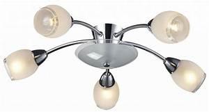 Lampe 5 Flammig : led kristall deckenleuchte deckenlampe 5 flammig ~ Lateststills.com Haus und Dekorationen