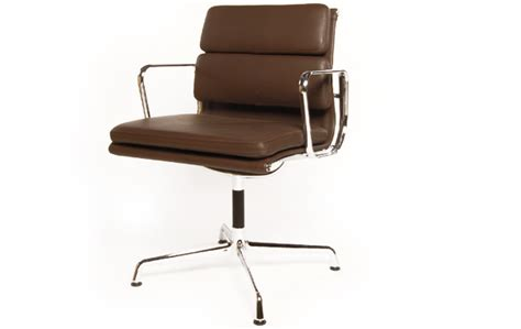 eames ea208 soft pad office chair designer office chairs
