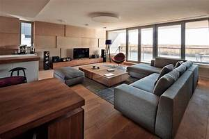 Cozy, House, Interior, Design, With, A, Minimalist, Touch, In