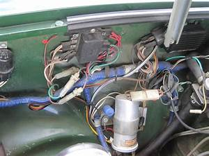 1978 Mgb Engine Bay Wiring Harness   Mgb  U0026 Gt Forum   Mg
