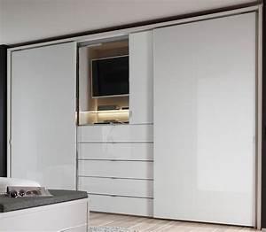 Tv Schrank Mit Rückwand : staud media kleiderschrank mit tv aussparung wei breite 348 cm ebay ~ Bigdaddyawards.com Haus und Dekorationen