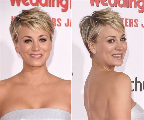 Kaley Cuoco?s Makeup At ?The Wedding Ringer? Premiere