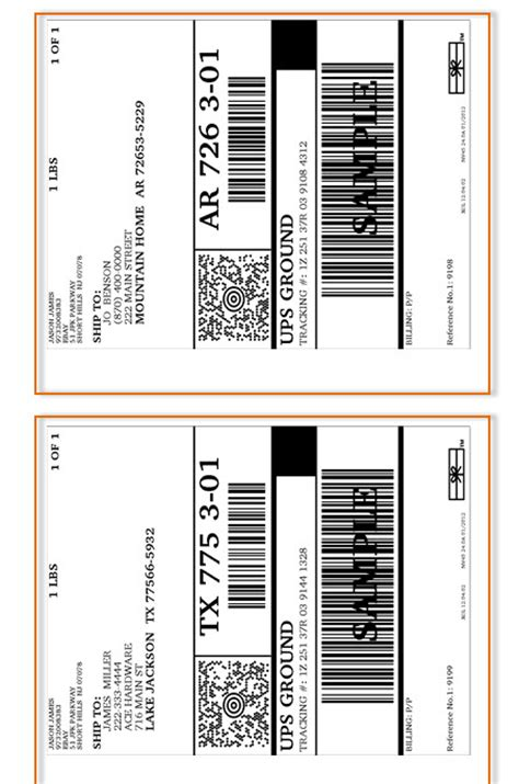 integrated shipping labels  packing lists speed