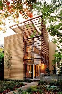 Moderne Wanddeko Aus Holz : moderne fassadenverkleidung aus holz ~ Bigdaddyawards.com Haus und Dekorationen