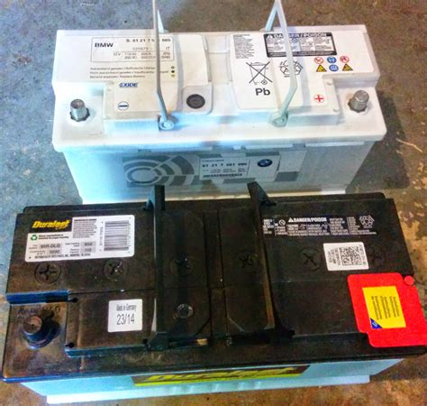 E60 Battery by Battery Ah Bmw M5 Forum And M6 Forums