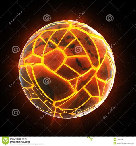 Exploding Earth Royalty Free Stock Photography - Image ...
