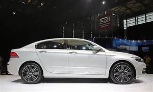 Qoros 3 Sedan Wins  U0026quot Most Beautiful Car China U0026quot  Award