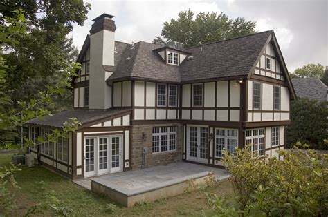 Tudor Renovation & Addition