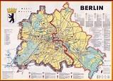 Large detailed map of Berlin | Berlin | Germany | Europe ...