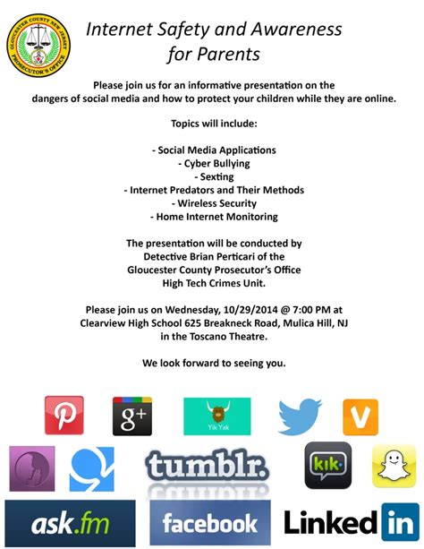 cyberbullyingsocial media clearview regional high