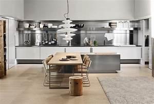 idee deco cuisine moderne pour trouver le design qui nous With idee deco cuisine avec cuisine moderne design
