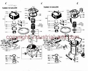 Turbo Vacuum Parts  U0026 Accessories Diagram