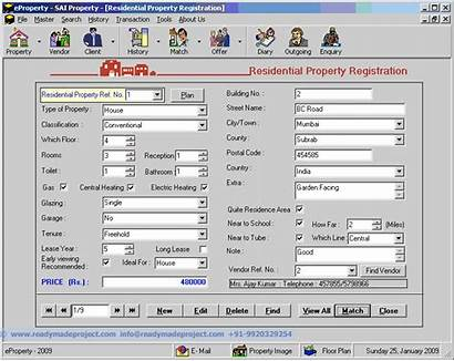 System Project Access Property Ms Vb6 Agent