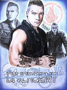 Eric - Divergent Drawing by Mythokell on DeviantArt