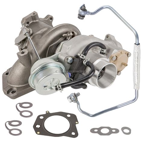 Turbo Buick Parts by Brand New Turbo Kit W Turbocharger Gaskets Line