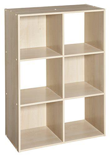 Closetmaid Cubeicals 12 Cube Organizer - closetmaid 4176 cubeicals 6 cube organizer shelves storage