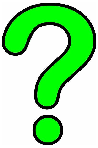 Question Mark Clip Marks Animated Clipart Questions