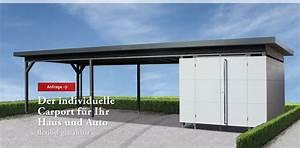 Aluminium Carport Mit Abstellraum : design gartenhaus einhausung carport gartana ~ Markanthonyermac.com Haus und Dekorationen