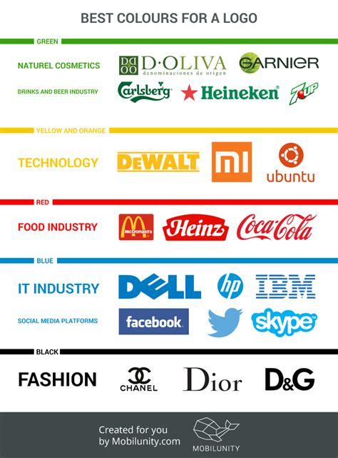 color logo colours to choose for logos design mobilunity