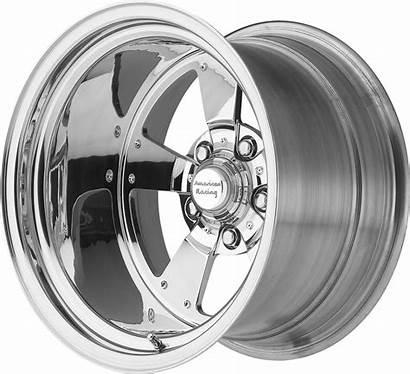 Racing American Wheels 16x5 Wheel Polished Custom