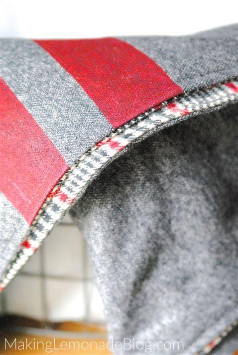 diy throw blanket tutorial stay warm  season