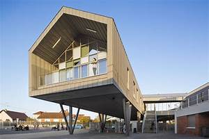 Louise Michel and Louis Aragon High Schools / archi5 ...