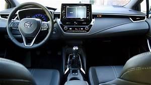 Toyota Corolla Hatchback Manual